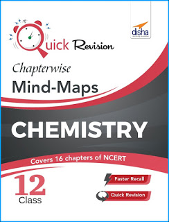 Download Disha Chemistry Quick Revision MindMaps for Class 12