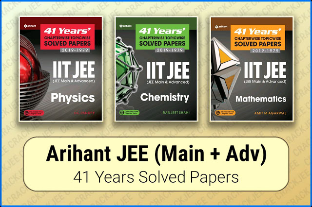 Download Arihant 41 Years Previous Years Solved Papers Pdf